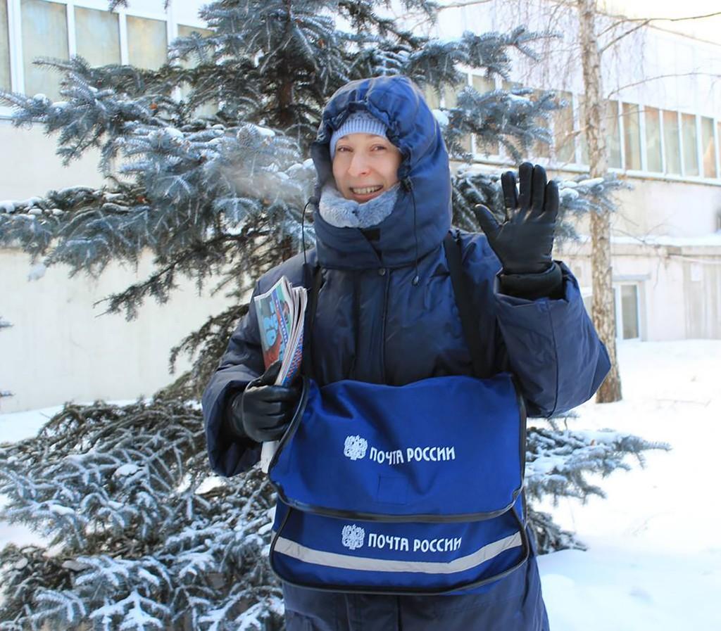 Почтальоны Мордовии готовы к работе в зимних условиях